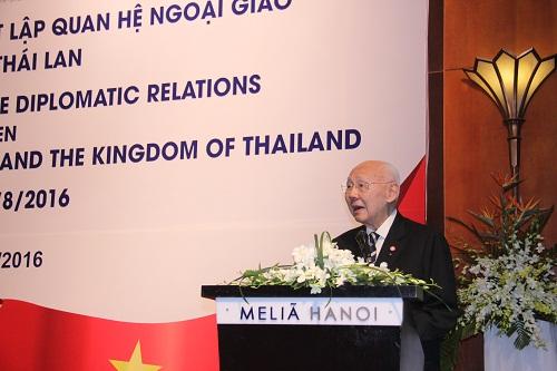 Quan hệ Việt Nam – Thái Lan sẽ cón tiến xa hơn nữa
